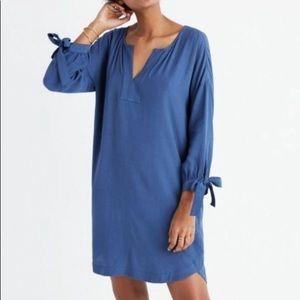 Madewell | Blue Du Jour Tunic Dress sz XS